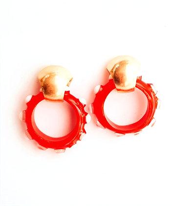 Foss - oorbellen