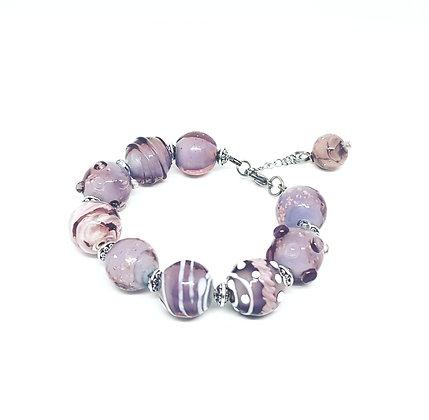 Violet - armband