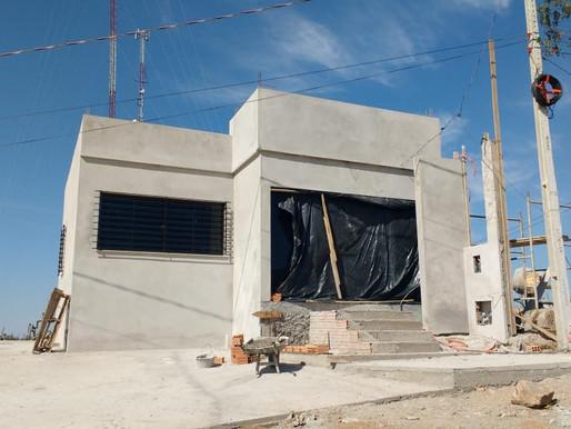 Coopersul constrói escritório em Aceguá