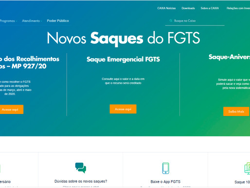 FGTS aprova distribuição de parte dos lucros para trabalhadores