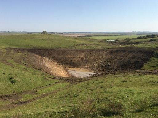 Produtores rurais são beneficiados com construção de açudes