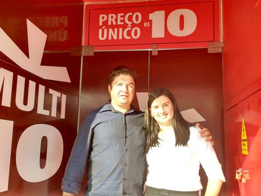 Multi 10 inaugura loja em Aceguá nesta sexta-feira