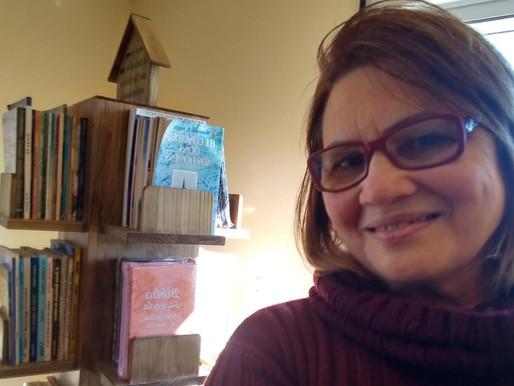 Livraria Evangélica foca na venda de produtos cristãos na Colônia Nova