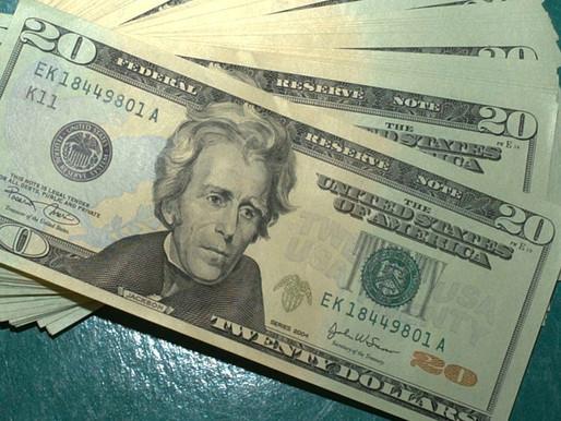 Dólar encosta em R$ 5,50