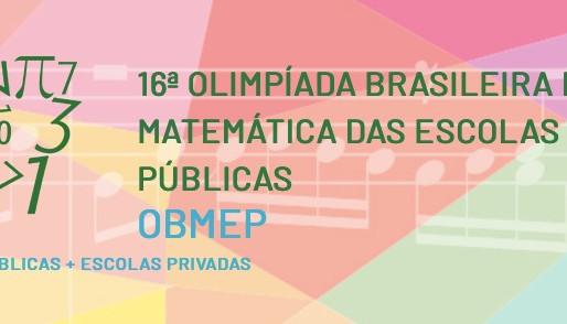 Divulgada a lista de classificados da segunda fase da Olimpíada de Matemática