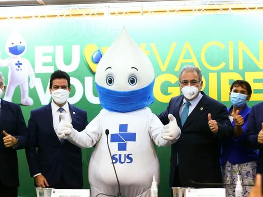 Governo federal lança campanha de vacinação contra a gripe
