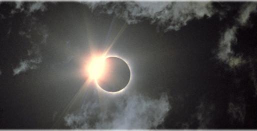Região Sul terá eclipse solar parcial hoje, entre meio-dia e 15h