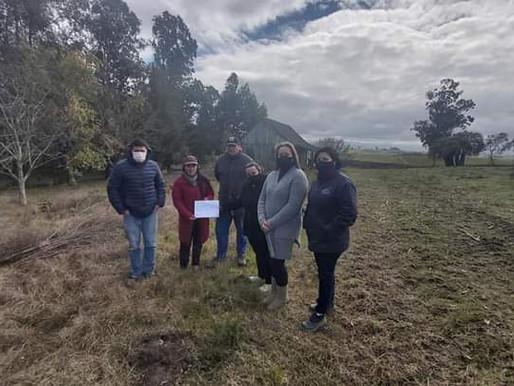 Casal planeja implantar agroindústria de panificados na Colônia Nova