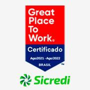Sicredi recebe selo GPTW