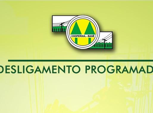 Programado corte de energia para as regiões do Espantoso e Vila da Lata nesta quarta-feira