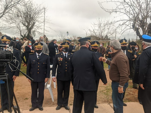 Ministros do Uruguai inauguram novas instalações de polícia em Aceguá