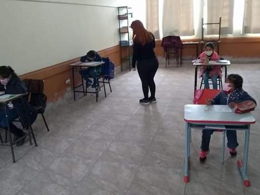 Rede municipal se prepara para a volta às aulas presenciais
