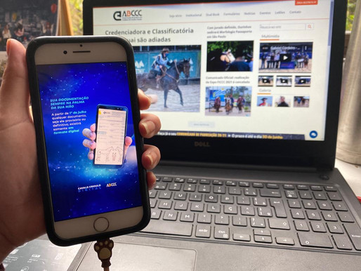 ABCCC adotará documentação digital a partir de 1º de julho