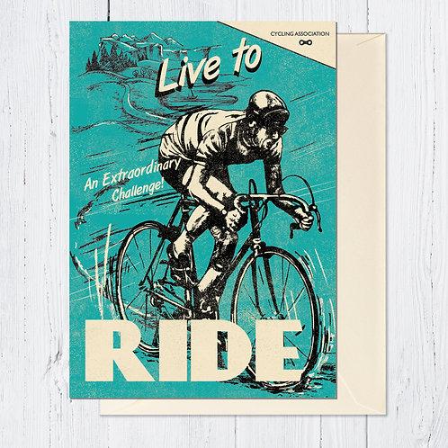 Ride Card