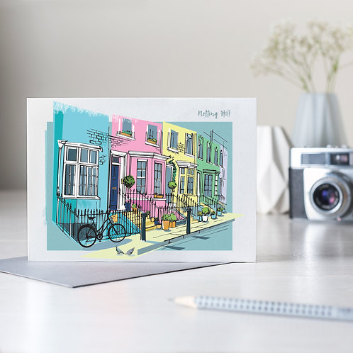 PACK of 6 Notting Hill Card