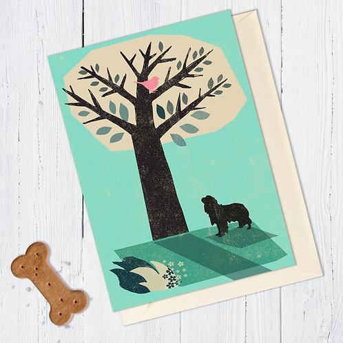 Cavalier King Charles Dog Print