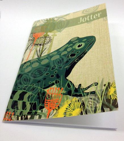 Frog Jotter