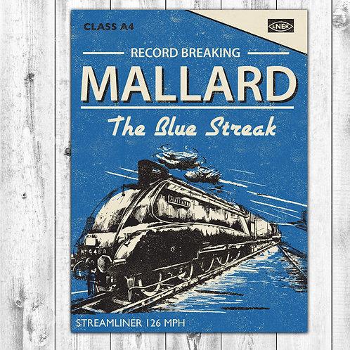 Mallard Card