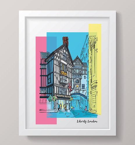 Liberty London Print