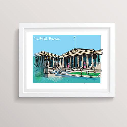 PACK of 2 British Museum Print