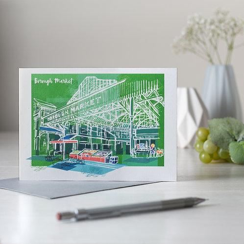 Borough Market Card
