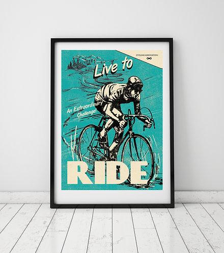 Ride Print