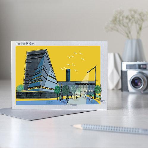 PACK of 6 Tate Modern Card