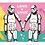 Thumbnail: PACK of 6 Stormtrooper Love You Greetings Card