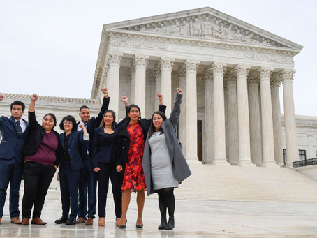 United States Supreme Court Upholds DACA Program - For Now