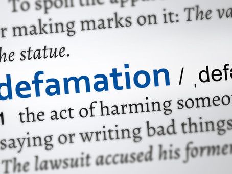 Overview of Defamation Law for Businesses in Iowa