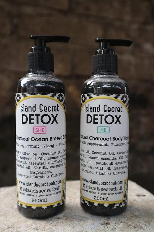 Detox Charcoal Body Wash