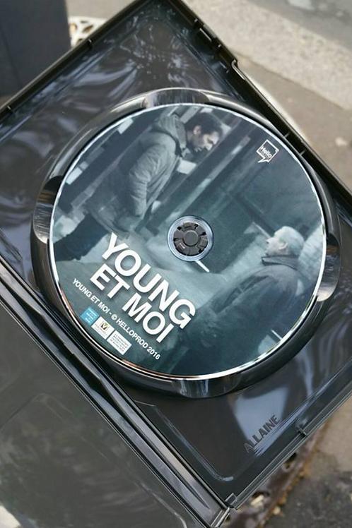 DVD Young et Moi,sur les traces du boxeur d'Auschwitz, de nombreux bonus inclus