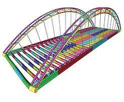 Note de calculs structure métallique