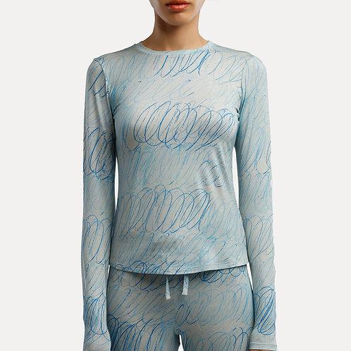 T-shirt Longo