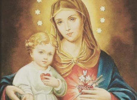 M de Maio, Mãe e Maria