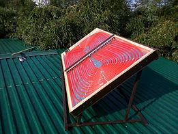 31.2018.солнечный коллектор установка (2