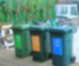 Сортировка отходов на Бамбук Хутор