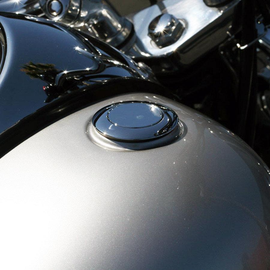 British Customs Flush Mount Gas Cap | Canyon Motorcycles