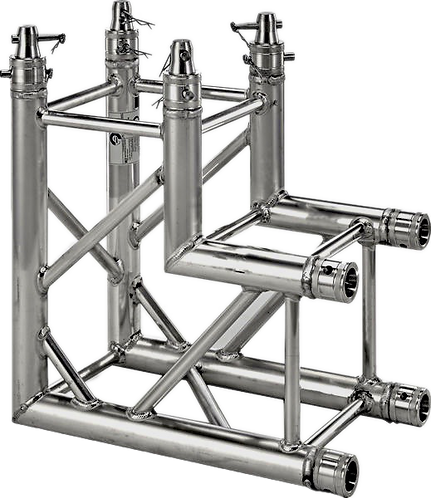 Structure carrée 30 Global truss F34 L2 90° Corner