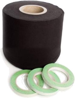 Jupe pour praticable noir H.20cm (prix au mètre)