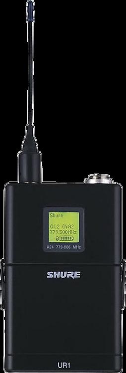 Shure UR1-J5E Emetteur de poche