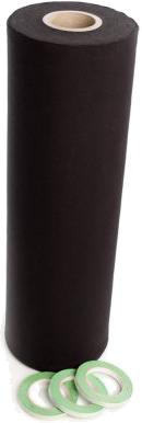 Jupe pour praticable noir H.40cm (prix au mètre)