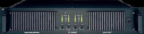 Lab Gruppen FP 2400Q contrôleur amplifié 4x370 W/8 Ohms