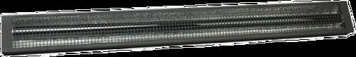 UV support avec néon 0,6m noir (18W)