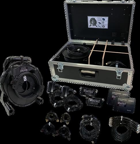Caisse d'accessoires - Liaison vidéo RJ 45