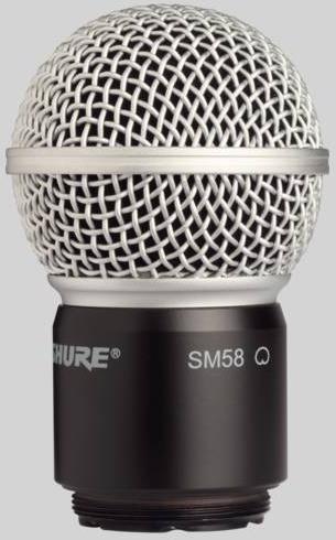 Capsule Shure SM 58
