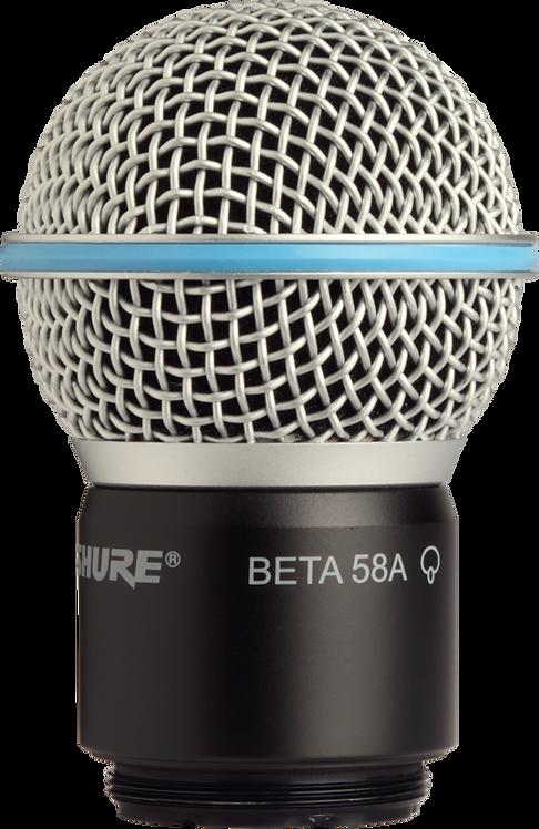 Capsule Shure Beta 58