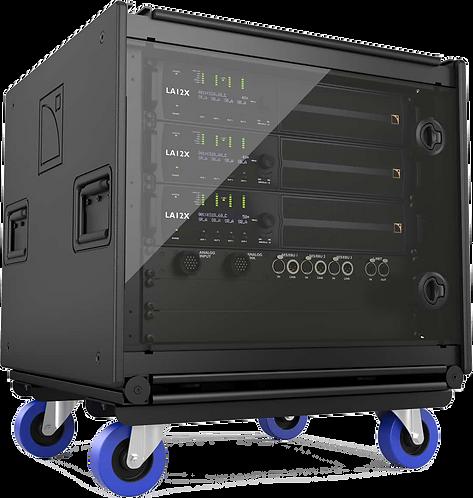 L-Acoustics RK2LA12X rack d'amplification 2xLA12X AES