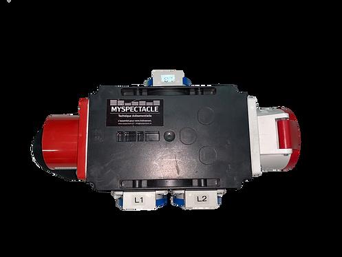 Distrib. électrique CEE16 Tri - 3x T13