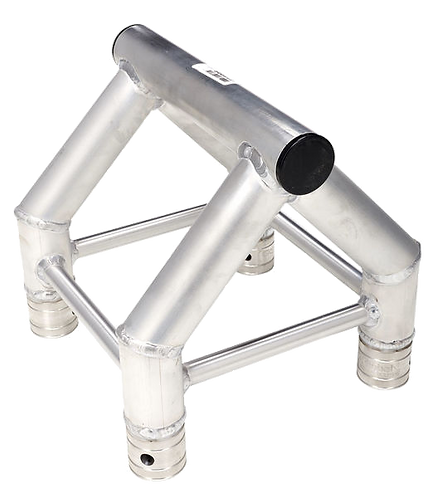 Structure carrée 30 Global truss F34 Top Totem